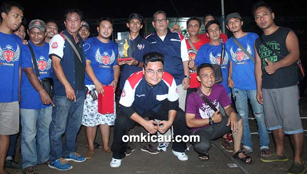 Walet Team runner-up BC