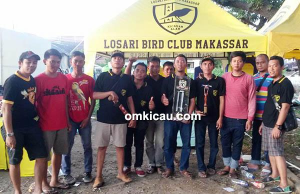 Losari BC juara umum
