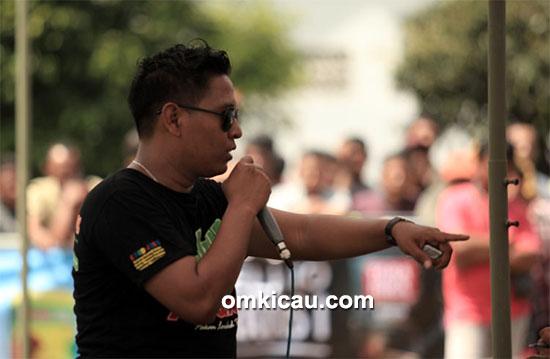 Om Veri, MC asal Magelang
