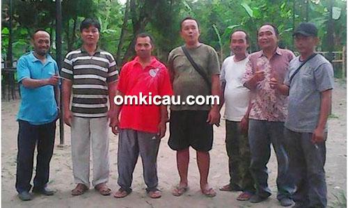 Om Ipung, pelaksana Randu Alas BC