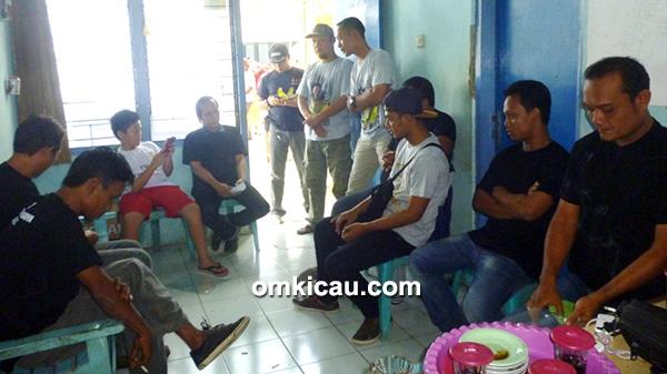 Briefing juri Ngawen BC