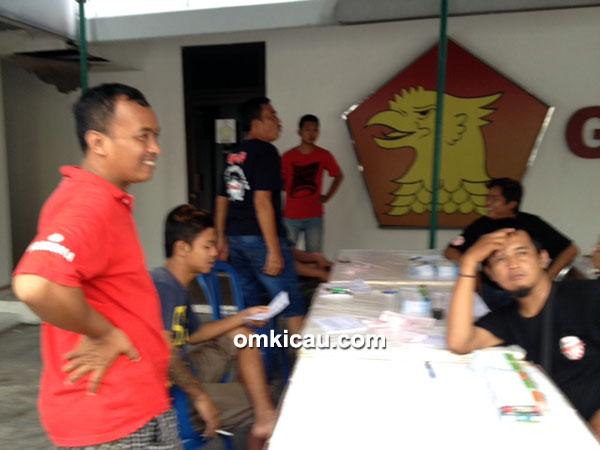 Road to Prescup IV Semarang
