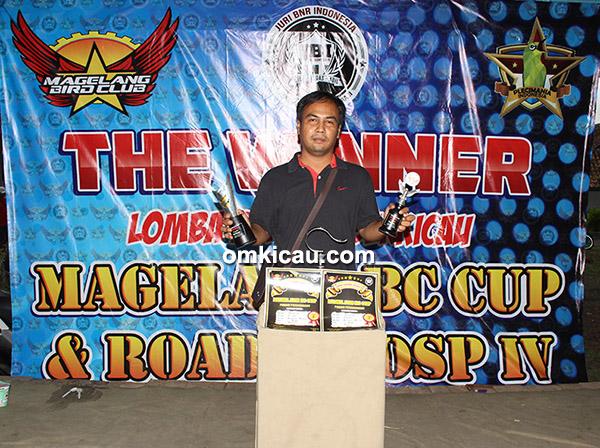 Om Bambang Bulog dan cendet Samohong