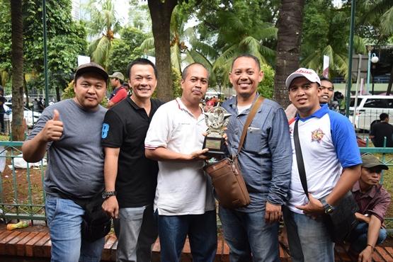 Duta KM berprestasi di Presiden Cup IV