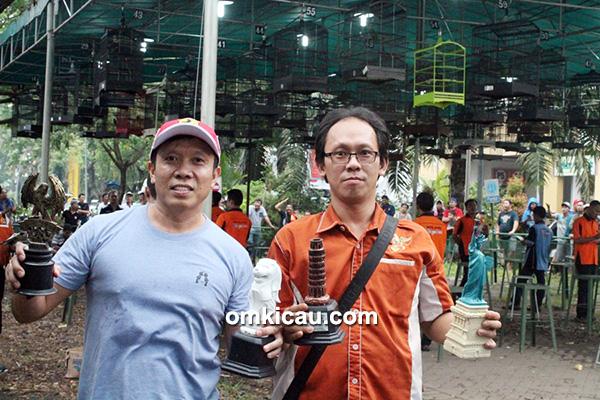 Om Tri Winner dan Om Yudi Yanuarso