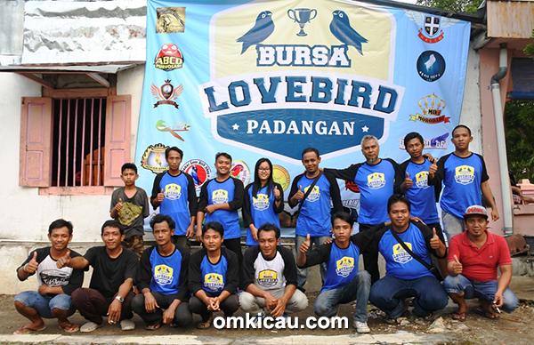 Bursa Lovebird Padangan