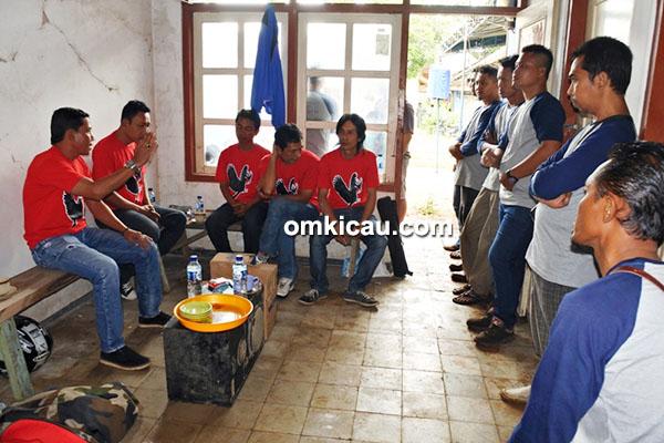 Latpres Kampung Kicau Jatirogo BC Tuban