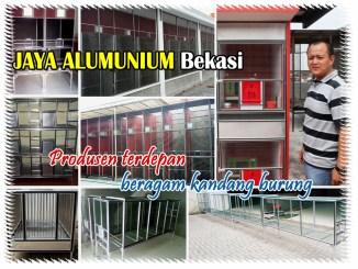 Produsen kandang burung Jaya Alumunium