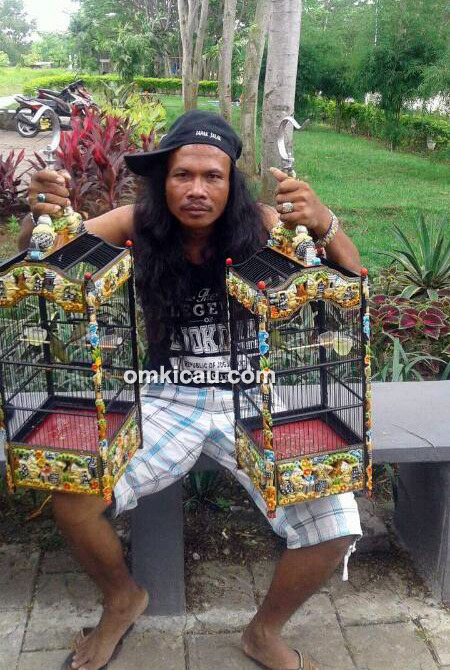 Om Gondrong (Betawi SF)