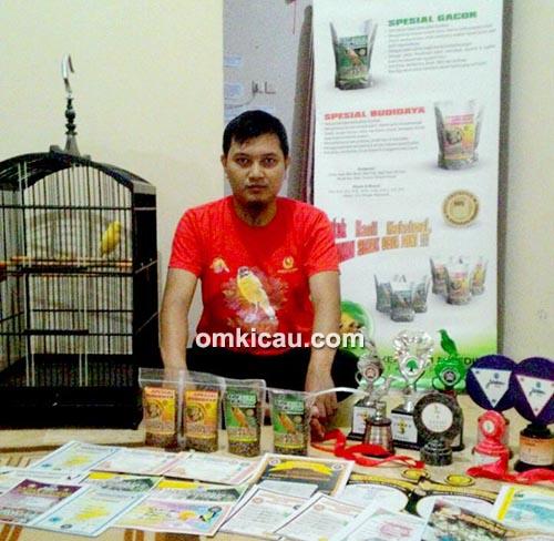 Om Rifqi Agen Banjarbaru