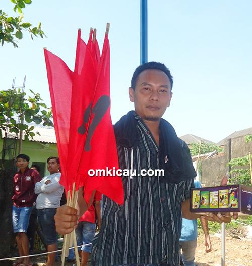 Lovebird Intan milik Om Bagas (Koppast BC)