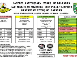 Latpres Anniversary Zoxer BC