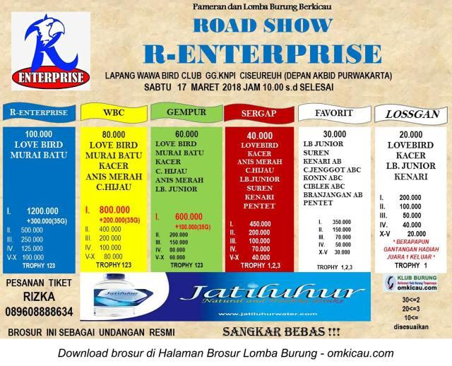 Road Show R-Enterprise