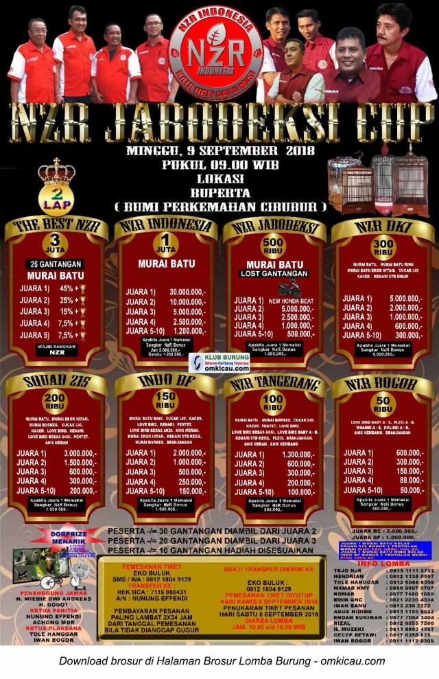 NzR Jabodeksi Cup