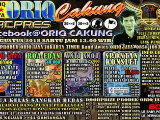 Latpres Oriq Cakung