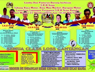 Launching Lapangan SRH Team