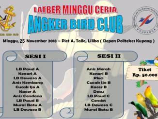 Latber Angker BC Kupang