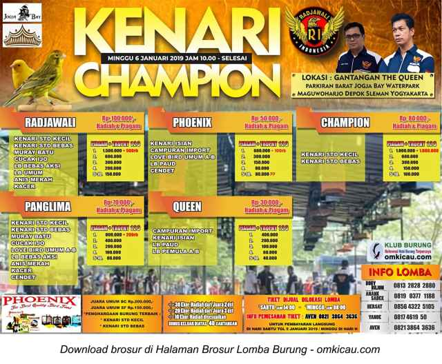 Kenari Champion