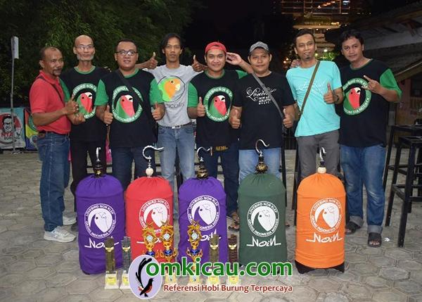 Komunitas Lovebird Non-Klep Ngekek Indonesia