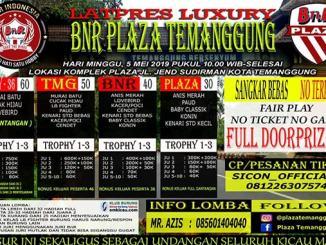 Latpres Luxury BnR Plaza Temanggung