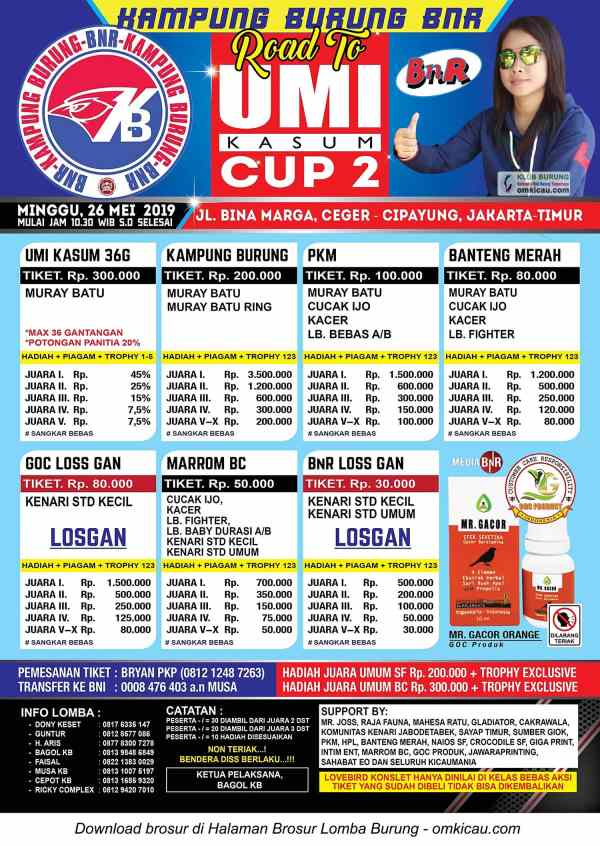 Road to Umi Kasum Cup 2
