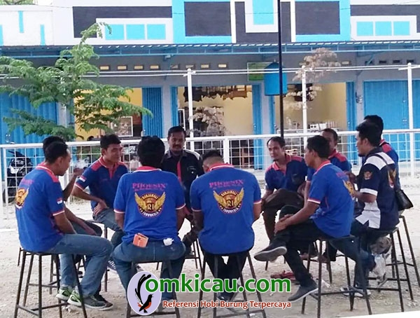 Juri Radjawali Indonesia DPC Blora