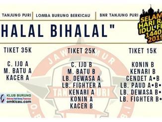 Latber Halal Bihalal BnR Tanjung Pur