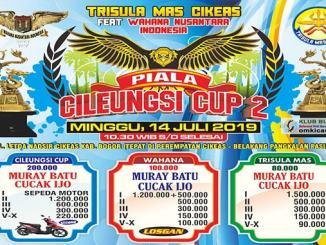 Cileungsi Cup 2