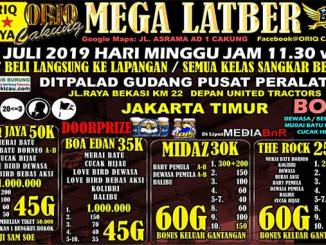 Mega Latber Oriq Cakung