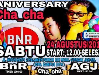 Anniversary Cha-cha