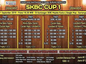 SKBC Cup 1