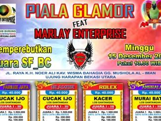 Piala Glamor feat Marlay Enterprise
