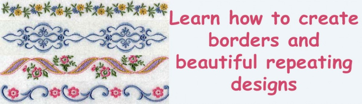 EMBIRD TUTORIALS: LEARN TO CREATE BORDERS