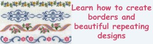 EMBIRD TUTORIALS: LEARN TO CREATE BORDERS
