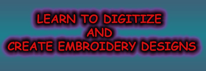LEARN TO DIGITIZE WITH EMBIRD STUDIO