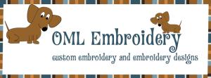 OMLembroidery logo