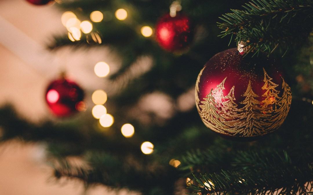 De kerstdagen zijn in zicht