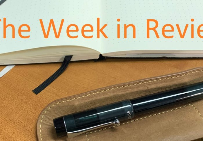 Week in Review and Random Things