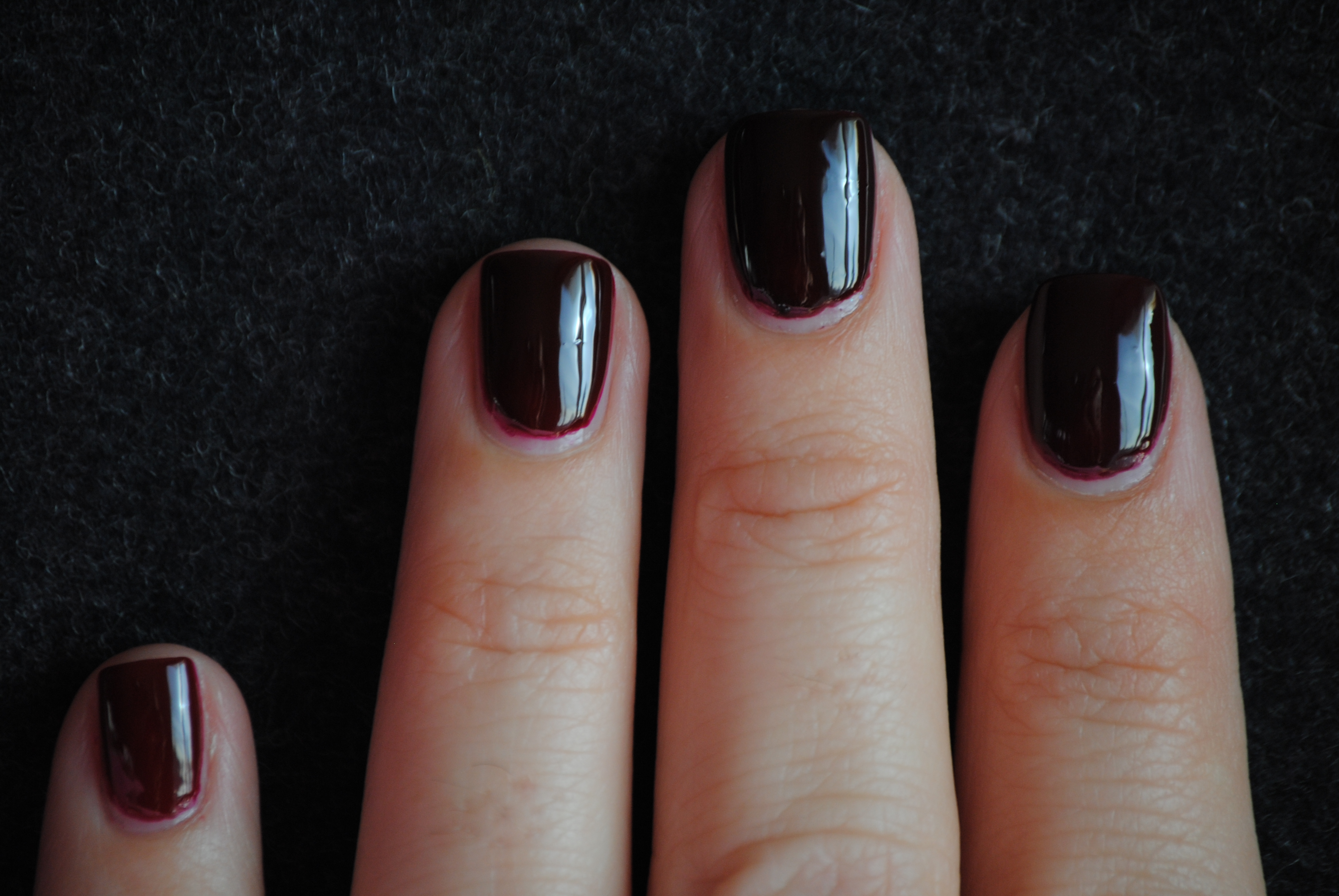 Essie – Masquerade Belle vs. Wicked vs. Clutch Me If You Can vs ...