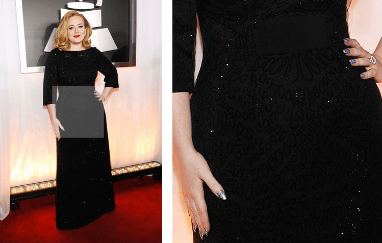 Nail Trends Amp Looks At The 54th Annual Grammy Awards