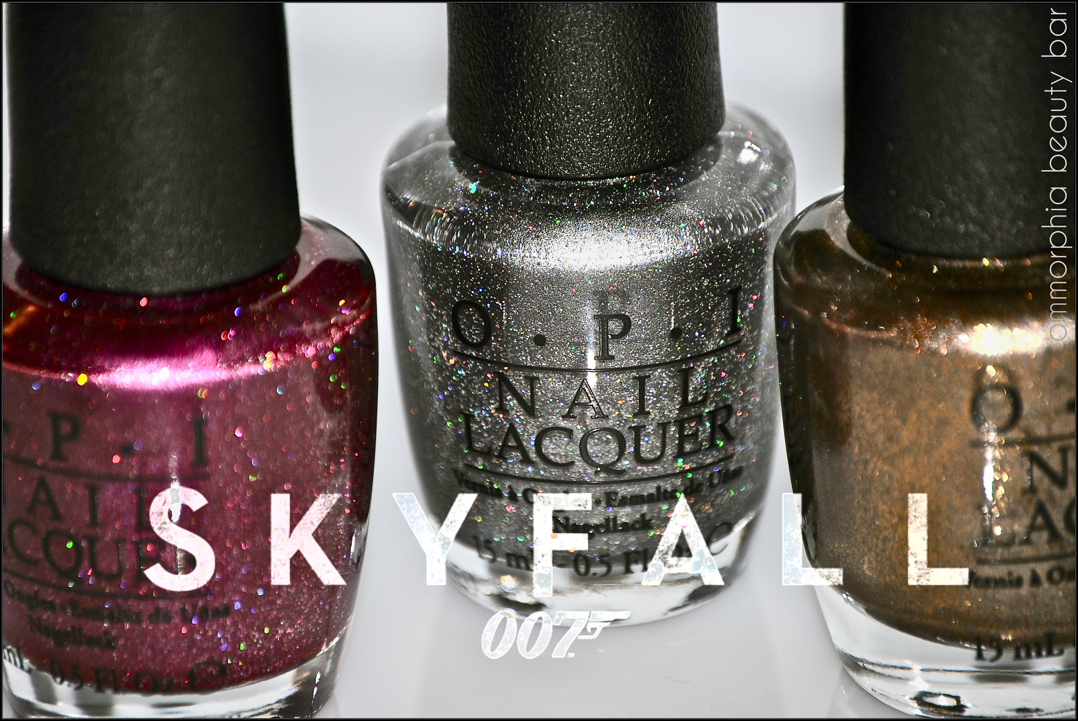 OPI – Skyfall Collection Magnetic Lacquers (swatches & review ...