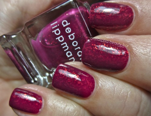 DL Raspberry Beret swatch