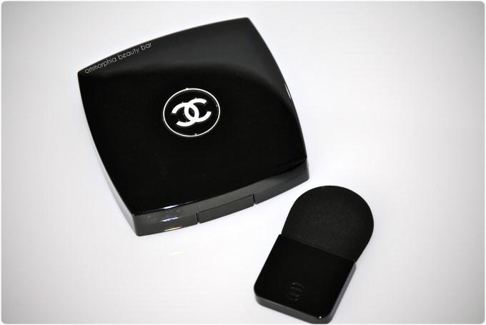 Chanel Mouche de Beauté compact & applicator