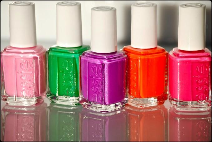 Essie – Neon 2013 Collection   ommorphia beauty bar