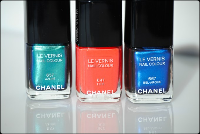 CHANEL Summer 2013 Le Vernis 2