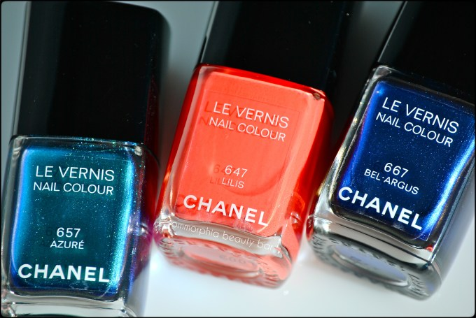 CHANEL Summer 2013 Le Vernis