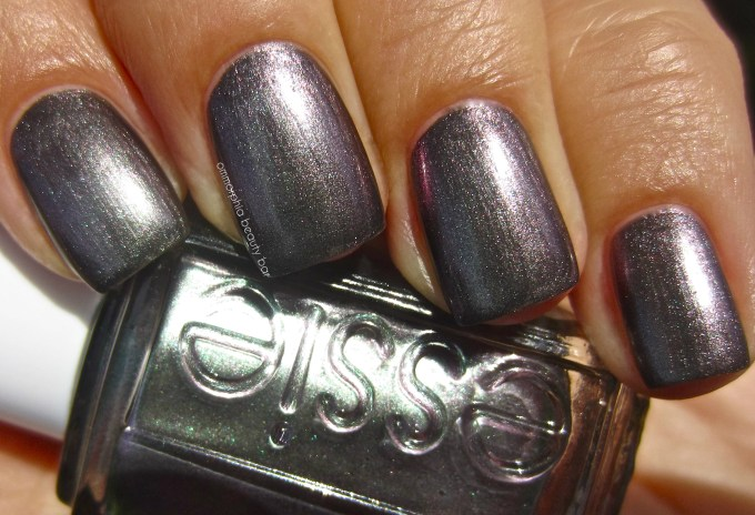 essie for the twill of it swatch 6