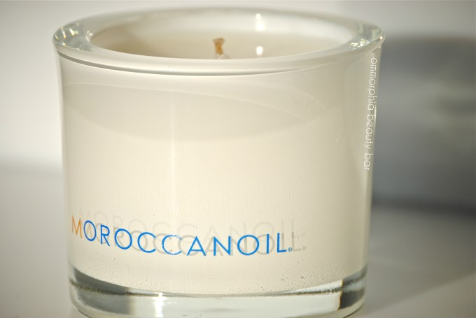 Moroccanoil Candle 3