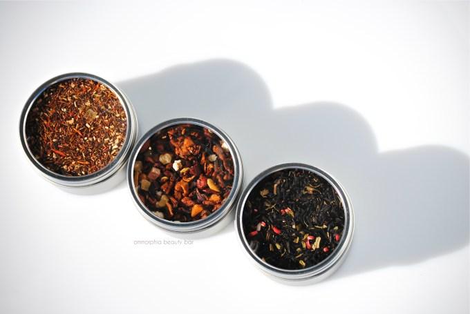 Davod's Tea Holiday 3 tins