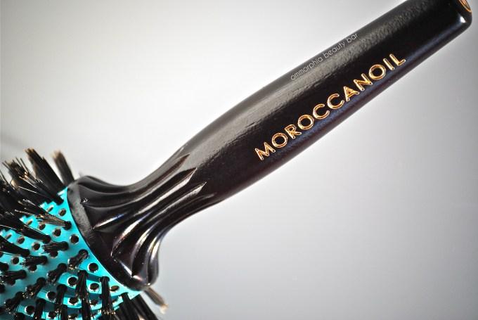 Moroccanoil Round Brush handle